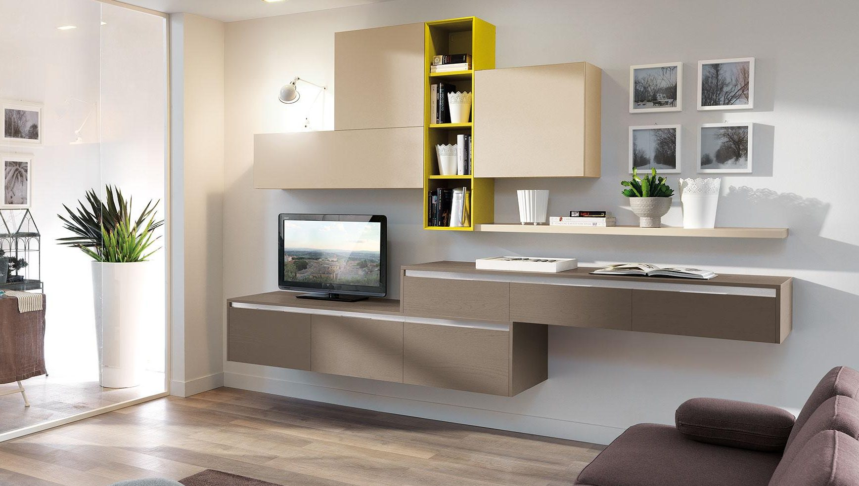 Living cucine lube arredo bergamo for Living salon