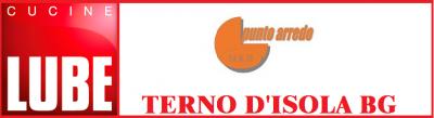 Arredo Bergamo - Punto Arredo lube store terno disola